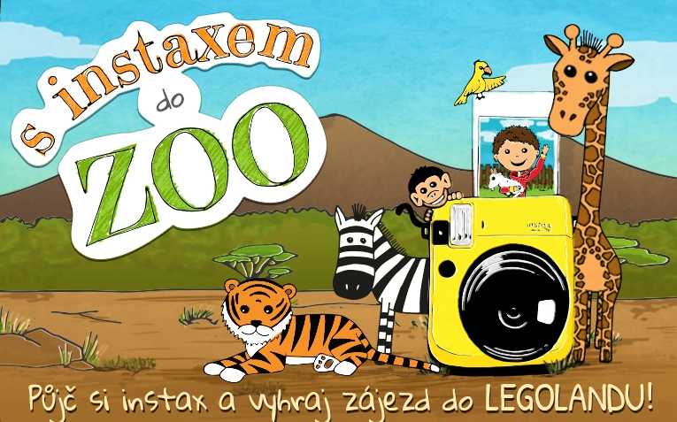 S Instaxem do ZOO