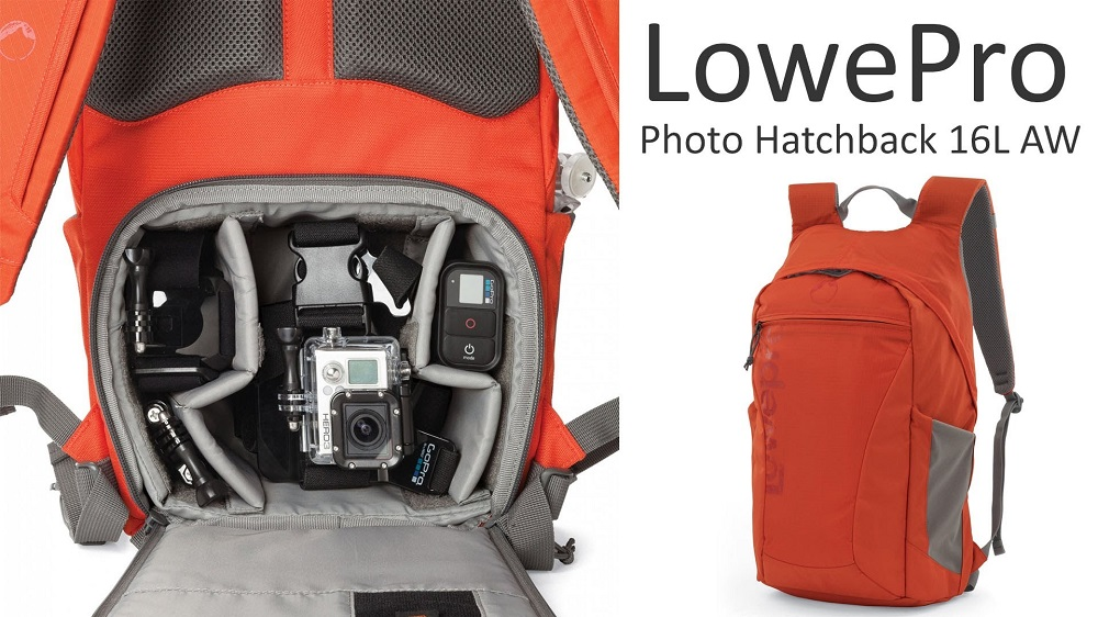 Lowepro Photo Hatchback 16l AW
