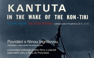 Kantuta - In the wake of the kon -tiki