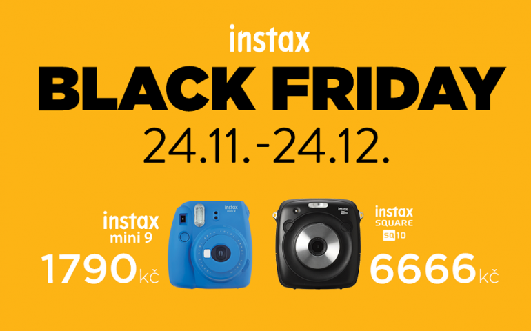 Black Friday INSTAX