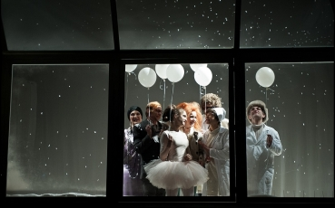 PETR NEUBERT, Divadelní fotografie