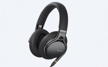 sony, sluchátká MDR-1A