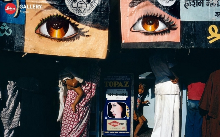 Leica Gallery Prague, Alex Webb