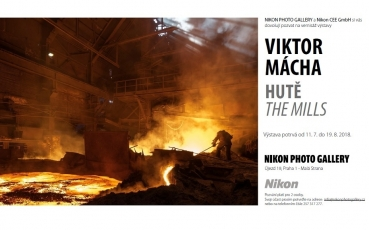 NIKON PHOTO GALLERY, Viktor Mácha, Hutě