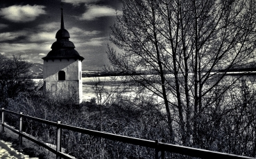 Zimní krajina – jak fotit speciální téma