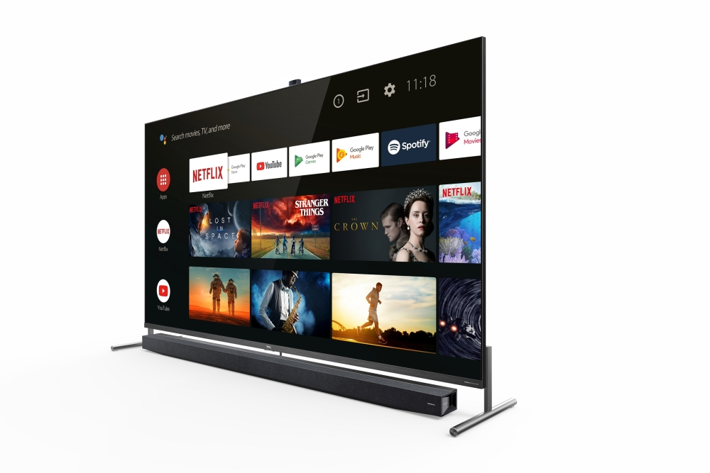 TCL Android QLED