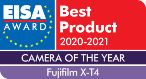 EISA Photography Awards 2020–2021 – Fujifilm X-T4