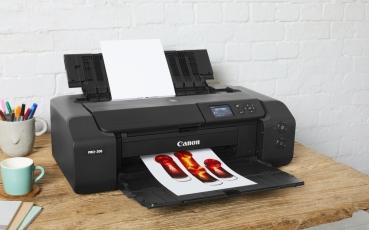 Canon PIXMA PRO-200 – potěší zejména kreativce