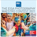 SOUTĚŽ THE EISA PHOTOGRAPHY MAESTRO CONTEST 2021